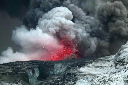 Islandi vulkaanipurse võib olla alles algus